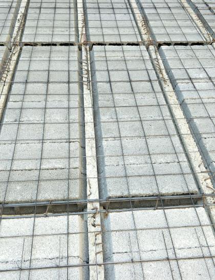 Thi công lắp dựng sàn panel siêu nhẹ PPB